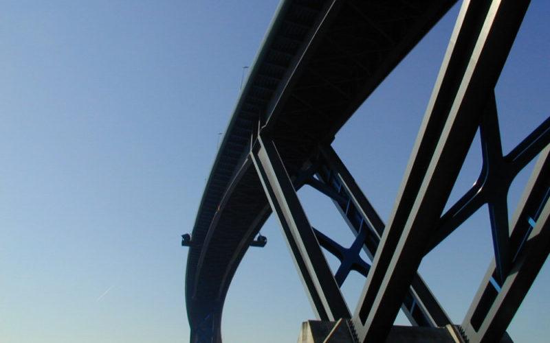 Pont De Normandie Viaduc Du Grand Canal