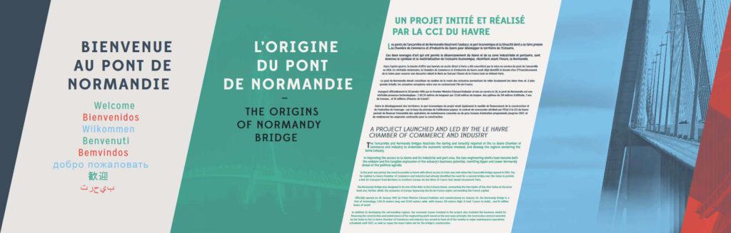 Fresque Pont De Normandie